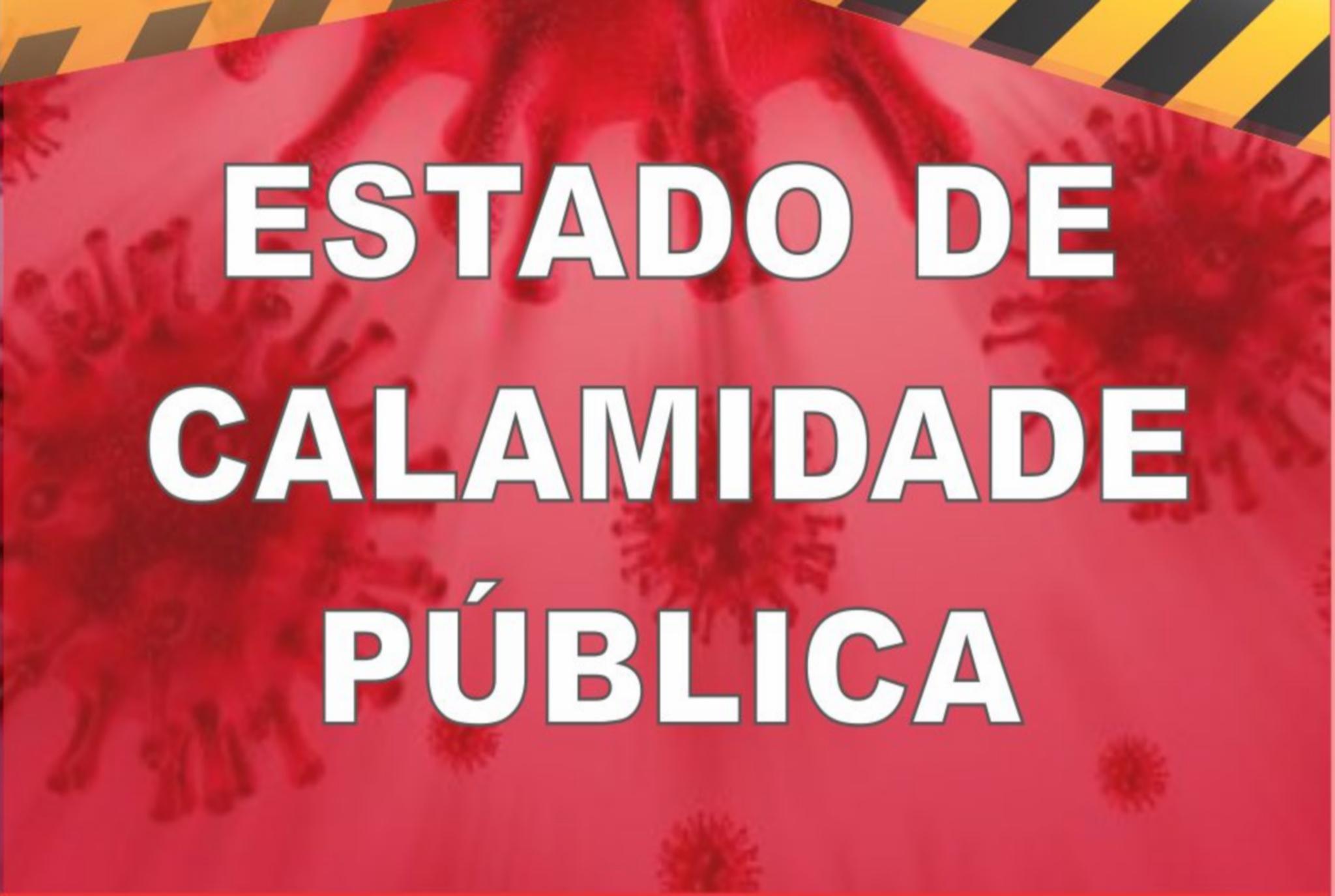 CALAMIDADE-COVID